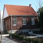 Atelier 1921 mit Vorgarten
